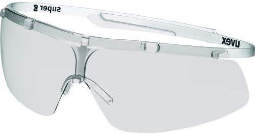 UVEX社 UVEX 二眼型保護メガネ スーパー g 9172087