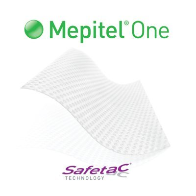 Mepitel One - 6.8'' x 10'' (17 x 25 cm), Sell Packaging 5 by Rolyn Prest