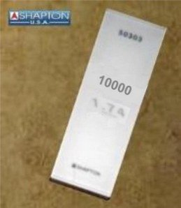 Shapton Glass Stone 10,000 Grit