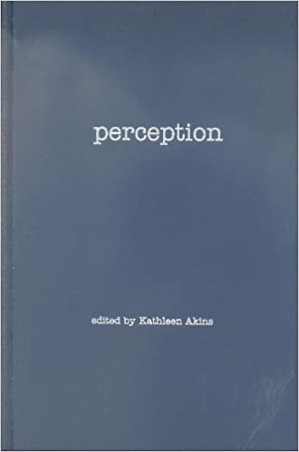 Perception (Vancouver Studies in Cognitive Science)