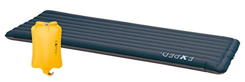 (Exped DownMat XP 9 Insulted Sleeping Pad, Black, Large Wide)