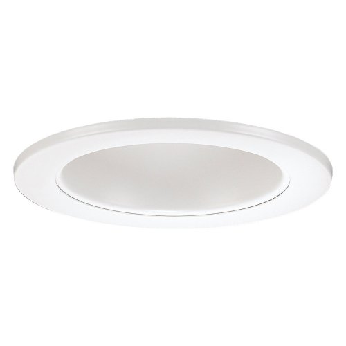 Sea Gull Lighting 1162AT-14 Airtight Recessed Lighting Multiplier Trim for 4-Inch Housing, (14 White Recessed Trim)