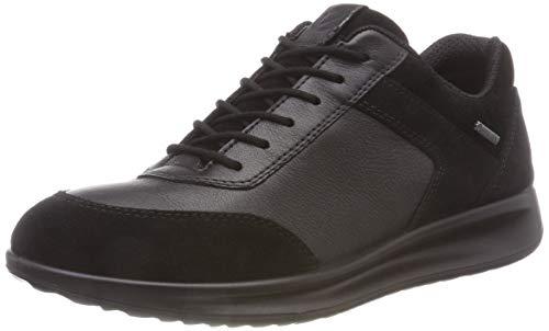 Mujer Schwarz ECCO para Black 51052 Aquet Zapatillas UZxBxtC