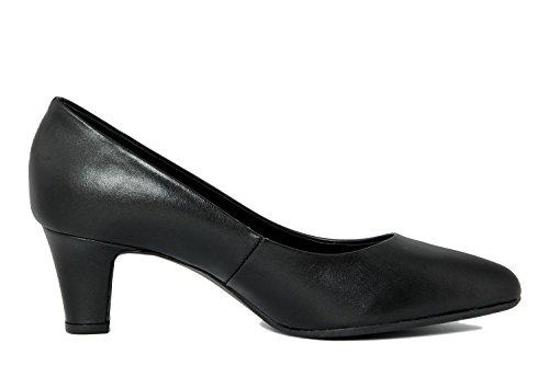 Gianni Gregori - Zapatos de vestir de Piel Lisa para mujer Negro negro