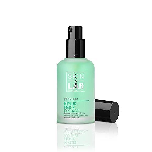 [SKIN&LAB] Vitamin K plus red-x essence, calming, soothing, reducing redness 50ml, 1.69oz