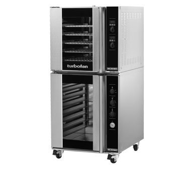 Proofer Cabinet (Moffat E32D5/P8M Turbofan Electric Full Size Convection Oven With Digital Controls & P8M Proofer Holding Cabinet)