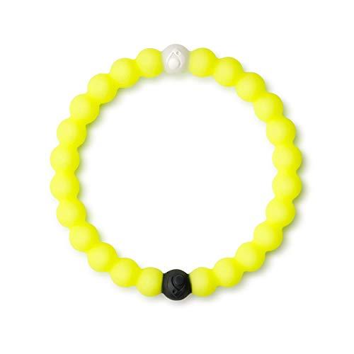 Lightweight Yellow Bracelet - Lokai Neon Yellow Bracelet, 6