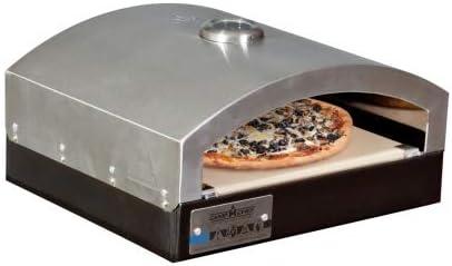 Camp Chef Artisan - Horno de gas para pizza: Amazon.es: Jardín