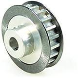 3Racing #3R/3RAC-3PY/21 Aluminum Center Pulley Gear T21