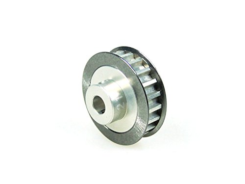 3Racing #3R/3RAC-3PY/21 Aluminum Center Pulley Gear T21
