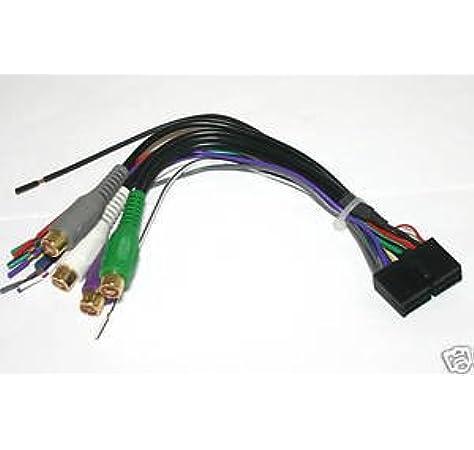 Amazon.com: IMC Audio Jensen 20 Pin Wire HarnessAmazon.com