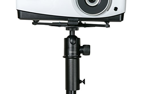 (EZ Mount HD - Projector Mount for DJs and Lighting for Digital Gobos by Projectorgram)