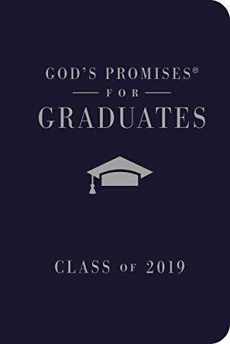 God's Promises for Graduates: Class of 2019 - Navy NKJV: New King James Version]()