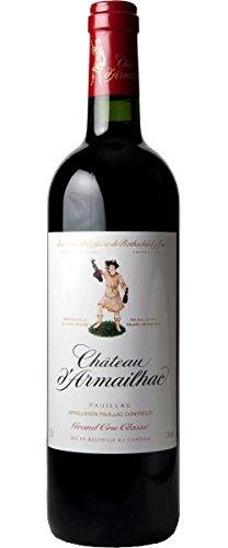 2014 Chateau d'Armaillhac Pauillac Grand Cru Classé Bordeaux 750ml