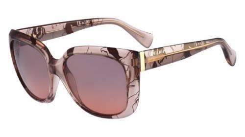 EMILIO PUCCI Sunglasses EP740S 601 Rose - Pucci Sunglasses
