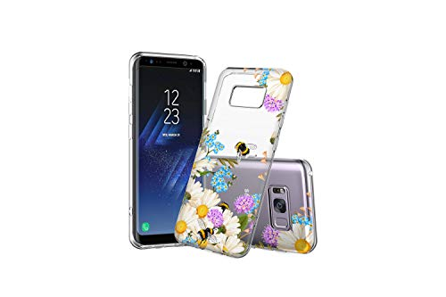 - Koldan Daisy Phone Case Samsung A50 A30 Clear Silicone Samsung S9 S8 Cover Samsung A9 A8 A7 Floral Case Samsung S10 S10e S10 5G Bee Note 9 8 Forget-me-not Samsung M10 M20 M30 Thistle S10 S8 Plus m101