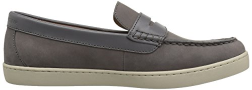 Gray Collective Sneaker on Loafer Penny Seabeck Men's Nubuck Cupsole 206 Boat zqnFTUTH