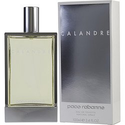 CALANDRE by Paco Rabanne Womens Eau De Toilette Spray 3.4 oz (Hombres Paco Perfumes Rabanne)