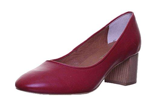Ville pour Reece A 7400 Rouge à 37 5469 1 Red Chaussures de Justin Femme Lacets 3 zAYwnUY