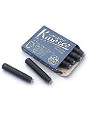 Kaweco 10000258 Dolmakalem Kartuş Mavi/Siyah
