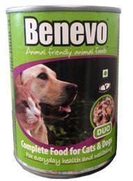 Benevo Duo Vegan Cat Dog 369g X 12
