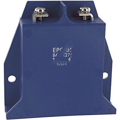 Varistor EPCOS B72260B271K1 Circuit Protection; 275Vrms//350VDC; 710V; 70000A; Metal Oxide; 6600pF; Screw