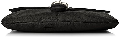 Party Women's Pieces Noos Cross Bag Black Pcabby Black Body Bag Black Leather dpBxFCBn