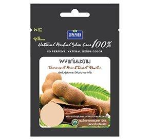 Tamarind Heart Wood Powder Scrub 20 g.