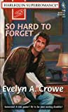 download ebook so hard to forget (harlequin superromance no. 745) pdf epub