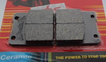 (SBS HF Ceramic Brake Pads 577HF)