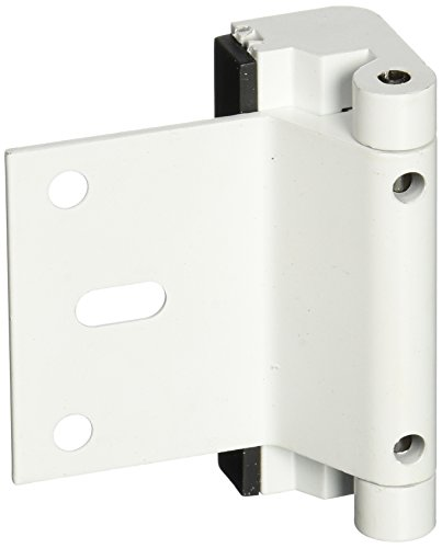 Door Guardian DG01-W Door Guardian Security Lock - White - Technologylk Locks