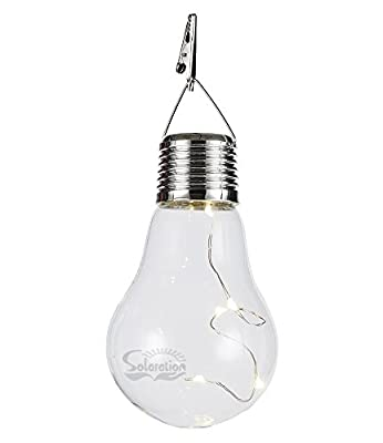 Solar Wholesale 2009 Solar Edison Bulb LED Lights