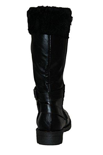 jili-botte-noire-fille