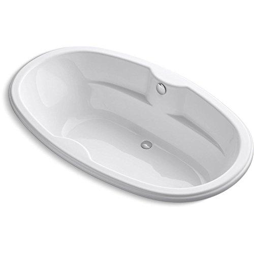 Oval Bathtub Finish - 3