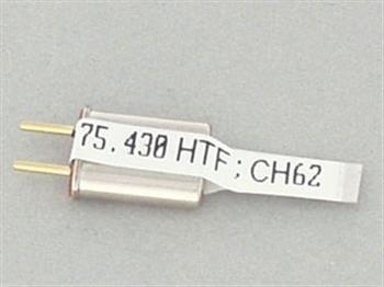 Hitec FM Transmitter Crystal Ch 65 HRC6717565 (Hi Tec Crystals)
