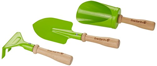 EverEarth Childens 3pc Garden Hand Tools Set EE33644 ()
