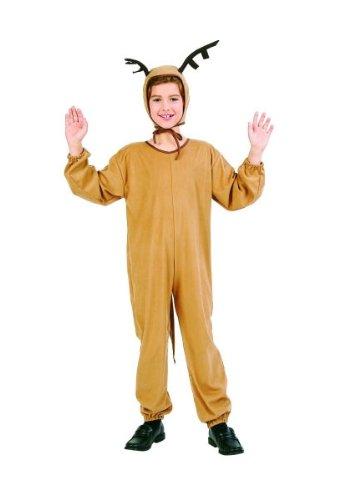 Reindeer - Child Medium (8-10) (Reindeer Costumes For Children)
