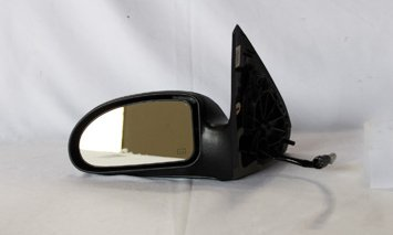 TYC 2590041 Compatible with Ford Focus Passenger Side Power Heated Replacement Mirror