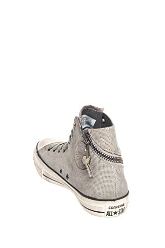 8f9c8d07afaf Converse John Varvatos Distressed Suede Leather Tornado Zip Sneaker (13 M  US