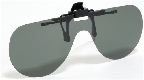 01ae978733 Strike King Clip-On Sunglasses Bait (Soft Grey Lens