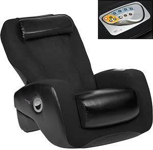 Human Touch iJoy 2400 Robotic Massage Chair Four (4) Professional Massage Techniques Kneading, Rolling, Percussion, and Compression