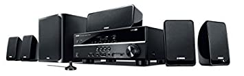 Yamaha Yht-2910 - 5.1 Hd Channel Powerful & Stylish Home...