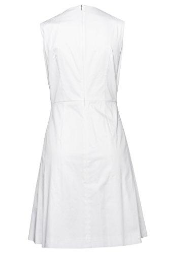 Kleid Damen Hinawa1 BOSS für 112 Naturweiß 50385833 f86nnqxR