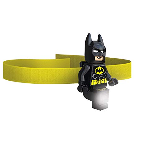 LEGO DC Super Heroes - Batman Minifigure LED Elastic Head lamp