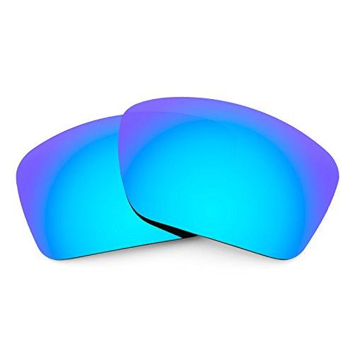 Verres de rechange pour Costa Cat Cay — Plusieurs options Polarisés Elite Bleu Glacier MirrorShield®