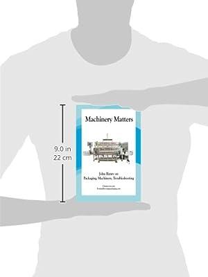Machinery Matters: John Henry on Packaging, Machinery, Troubleshooting