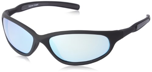 Chili's Bluefin Wrap Sunglasses,Black,61 - Chili Sunglasses