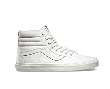 6329d92d23 Vans SK8 Hi Mono TL Reissue All White UK 6.5 Skateboarding BMX Street  Fashion
