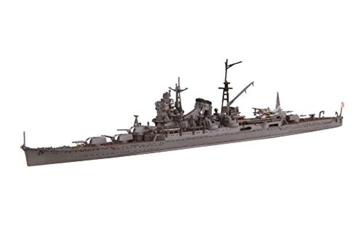 [해외] 후지미 모형 1/700 특시리즈 NO.65 일본 해군중 순히어로쉐 함구마노 (1944년/첩1 호작전) 프라모델  특65