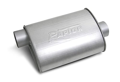Flowtech 50052FLT Raptor Turbo Performance Muffler - Flowtech Exhaust